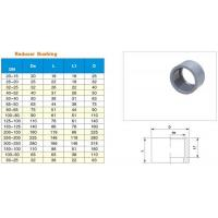China UPVC piping system ReducerBushing wholesale