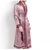 Wholesale Autumn Mulberry Silk Robe from china suppliers
