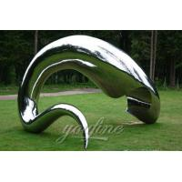 Wholesale China Factory of Mirror Stainless Steel Sculpture from china suppliers