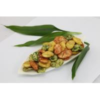 Low - Fat Broad Beans Snack , Mixed Dried Salted Broad BeansChips Crispy Taste