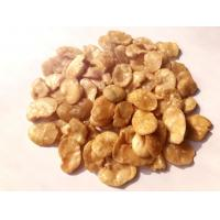 Wholesale Fried Blanched Fava Bean Snack Salted Health Food Hard Texture COA Certificate from china suppliers