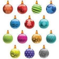 Wholesale Flat Shatterproof Ornament With Multiple Color Choices from china suppliers
