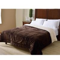 Classical Deep Brown China Factory Comforter