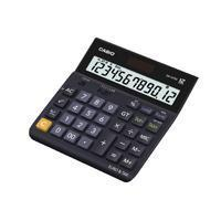 Buy cheap Casio 12 Digit Landscape Tax/Currency Calculator Black DH-12TER-S-EH from wholesalers