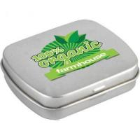 Confectionery Mini Hinge Tin with 30gms Jelly Beans 20021