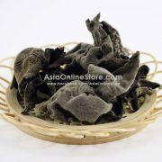 Dried Black fungus (black-wood-ear-mushroom) 1kg. bag