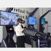 VR Product Shooting Games with Headset