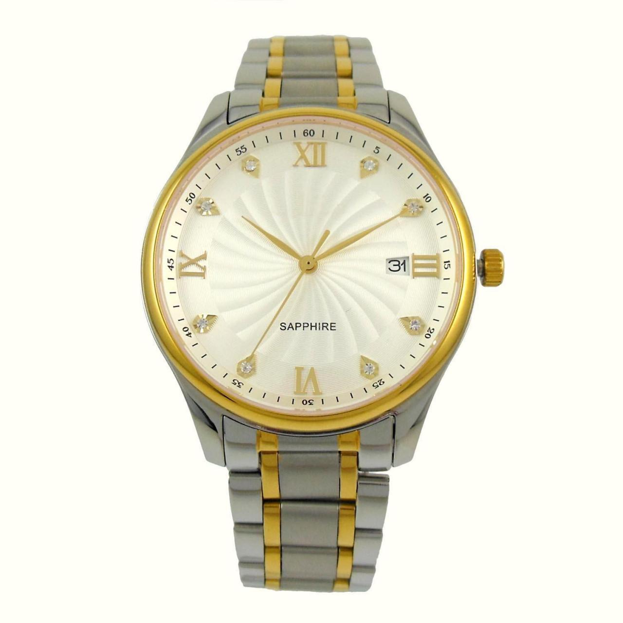 Buy cheap Stainless Steel Swiss Movt Men Watch from wholesalers