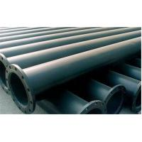 Wholesale Dredging Steel Pipe with flange used in dredging project from china suppliers