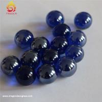 Colorful Decoration Custom Glass Marbles,round Solid Home Decor Hand Made Glass Balls