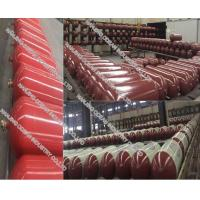 China ISO11439 TYPE I & TYPE II CNG CYLINDER on sale