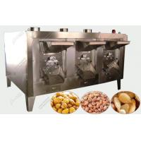 Wholesale Electric Spicy Chickpeas Roasting Machine Equipment for Sale from china suppliers