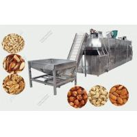 Wholesale Continuous Belt Nuts Roaster for Cashew Nuts from china suppliers