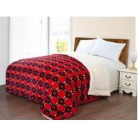 Wholesale 2-ply printed flannel blankets from china suppliers