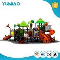 Acceptable Custom Amusement Park High Quality Outdoor Playground