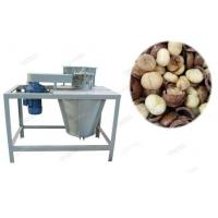 Wholesale Macadamia Nut Shelling Cracking Machine Factory Price from china suppliers