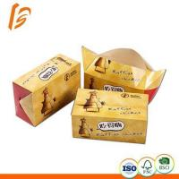 Wholesale Fried chicken box foldable food pacakaging box from china suppliers