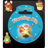 Wholesale Christmas Flashing Pin from china suppliers