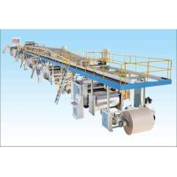 WJ Series Corrugated Cardboard Production Line