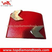 Concrete Grinding Lavina Diamond Grinding Shoe Item Number: CG04