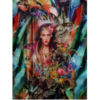 Wholesale squaba digital print from china suppliers