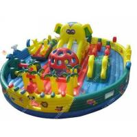 Wholesale Inflatable Castle Elephant Happy Castle from china suppliers