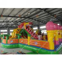 Wholesale Inflatable Castle Happy Castle II from china suppliers
