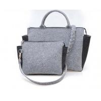 Wholesale China Supplier Personality And Fashion Felt Bags Handbags Women 2017 from china suppliers