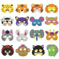 Wholesale OEM wholesale high quality party mask felt super hero mask from China market from china suppliers