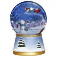 Wholesale Polyresin Water Globe (BKC0105) from china suppliers