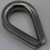 Wholesale Wire Rope Accessories G414 US Type Thimble from china suppliers