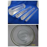Wholesale glass tube and rod from china suppliers