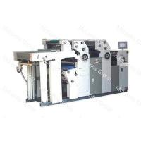 Double Side Two Color Offset Printing Machine