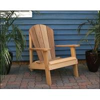 Wholesale Red Cedar Southern Wide Slat Adirondack Chair from china suppliers