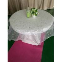 Wholesale organza table cloth from china suppliers