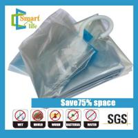 Wholesale Hanging Vacuum Storage Bag Space Saving Vacuum Seal Hanging Storage Bags For Clothes from china suppliers