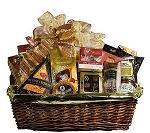 China New Grand Gourmet Gift Basket on sale