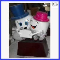Wholesale toy super large size of teeth model as decoration from china suppliers