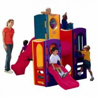 Climbers and Slides Little Tikes Playground