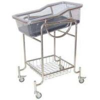 Stainless steel baby cot