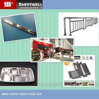 Customized Galvanized Carbon Steel Iron Parts Turnkey Products Manufacturing