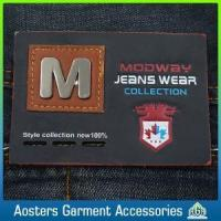 Wholesale Hot Sale Wholesale Leather Patch Label for Garment from china suppliers