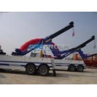 Rear Independent Wheel Lift Towing Truck
