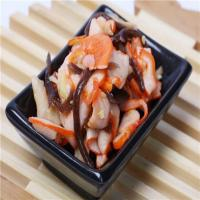 Wholesale Purchase Squid Snack Frozen Seasoned Squid Salad from china suppliers