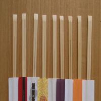 Wholesale Hot Sell Disposable Bamboo Chopsticks In Bag from china suppliers