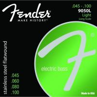 Buy cheap Fender Stainless 9050L Electric Bass Guitar Strings - Light, 073-9050-403 from wholesalers