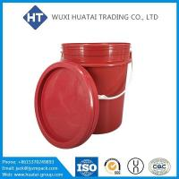 Wholesale 5 Gallon Food Grade Plastic Bucket from china suppliers