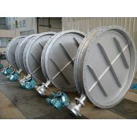 Corollary Equipment Electric Butterfly Valve