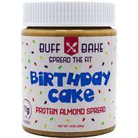 Wholesale Snacks / Foods Buff Bake Protein Almond Spread Birthday Cake 13 oz from china suppliers