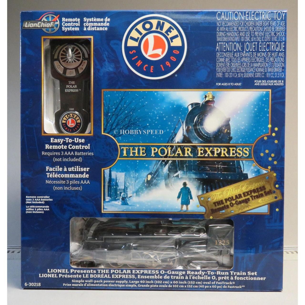 Wholesale holidays toys Lionel Polar from china suppliers